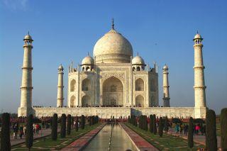 Agra -Taj Mahal