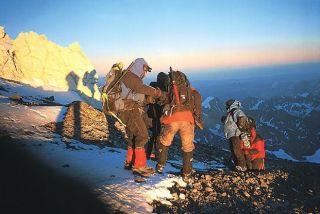Argentine Ascension de l'Aconcagua (6959m) par la voie normale
