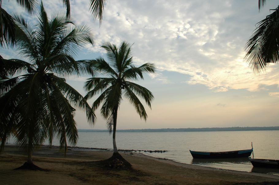 Benin lumiere plage