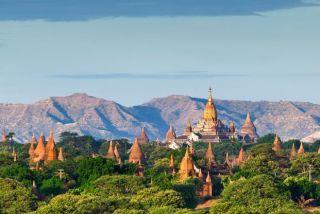 Birmanie Des montagnes birmanes au Lac Inlé
