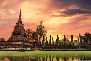 Cambodge De Luang Prabang à Angkor
