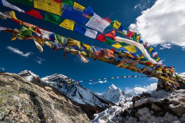 Camp de base de l'Everest - Népal © Droits réservés