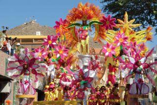 Cap Vert Carnaval de Mindelo
