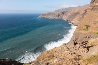 Cap Vert La grande traversée de Santo Antao