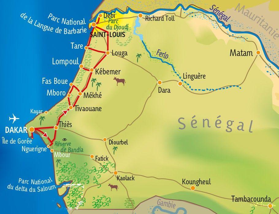 [KEY_MAP] - SENEGAL - Dans la peau d'un nomade