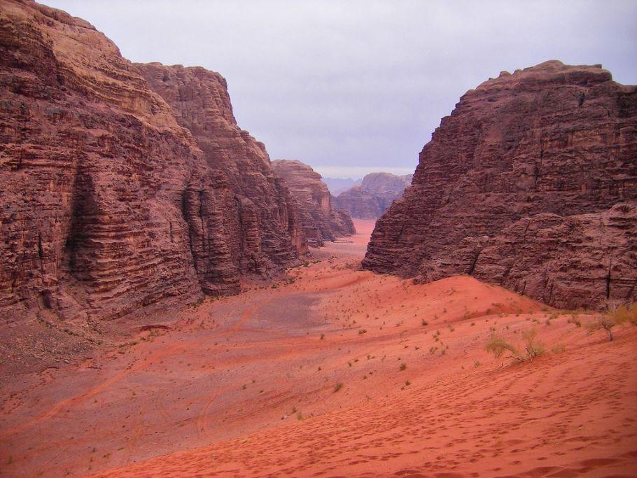 Désert du Wadi Rum ©OT Jordanie