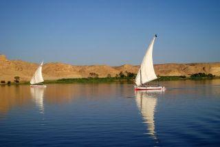 Egypte À pied et en felouque le long du Nil