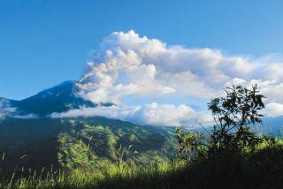 Equateur Volcans et forêt amazonienne