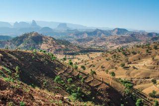 Ethiopie L'Abyssinie et ses hauts plateaux