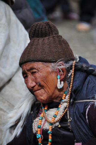 femme ladakhi ©JC Gauffre