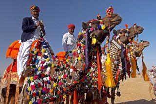 Festival du désert - Jaisalmer