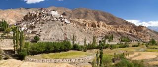 Inde-Ladakh – Monastère de Lamayaru Gompa @Fotolia