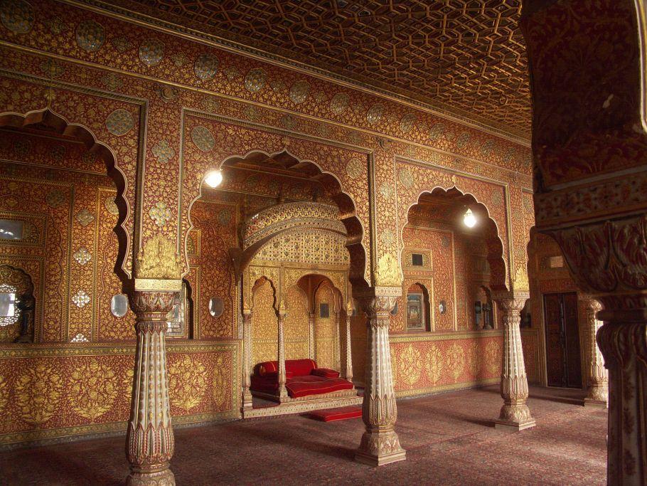 Inde rajasthan terre des maharajas diwali for Architecture inde
