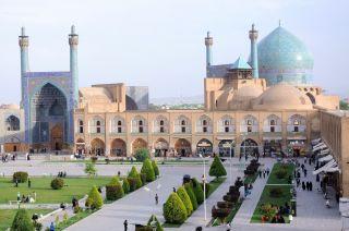 Iran Ispahan ville © Droits réservés