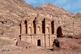 Jordanie Petra et le Wadi Rum