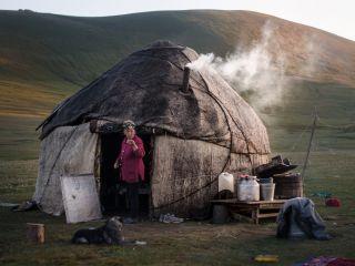Kirghizistan ©Joseph de Mahieu