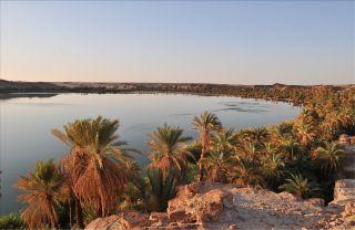 Lacs d'Ounianga ou l'Ennedi les deux ©Luc Gavache