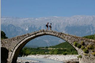 Le Pont Ottoman de Benja ©G. Mati