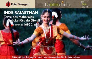 Lettre d\'info : Inde-rajasthan