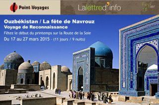 Lettre d\'info : Ouzbekistan