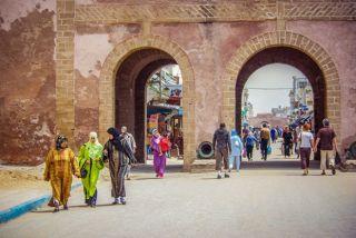Maroc Rando-Hammam à Essaouira