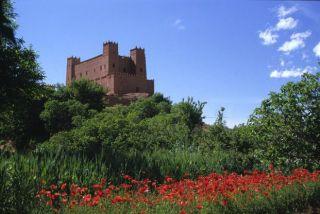 Maroc Vallée des Roses et des casbahs