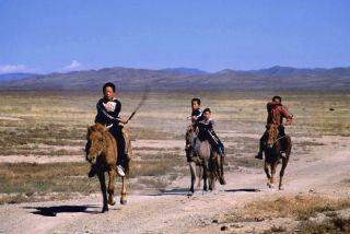 Mongolie Chine - Mongolie, de la Muraille de Chine au désert de Gobi