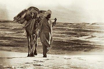 Nomade Toubou - Borkou - Tchad  © Norbert Sayou