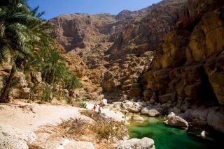 Oman Canyons et wadis du Jebel Hajar