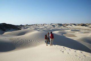 Oman Du désert à l'océan, des Wahibas à Sugar Dunes