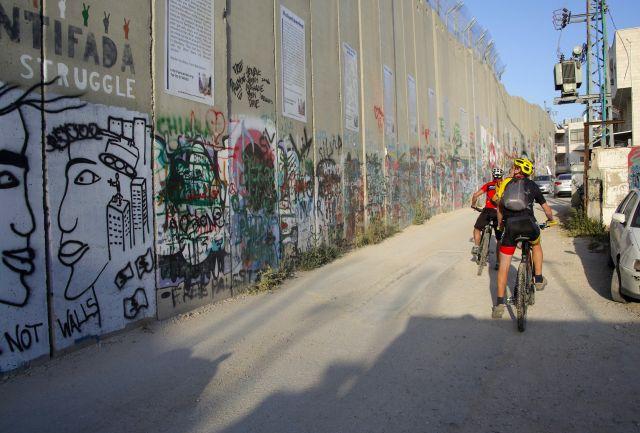 Palestine – Le Sentier d'Abraham en VTT ©Dominique Bouton