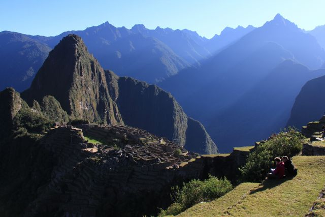Pérou - Machu Picchu ©Olivier de Cartagena