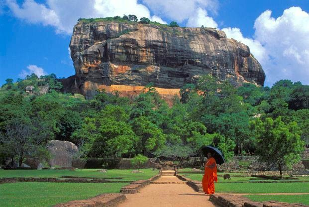 Rocher de la dent du Lion (Sigiriya)