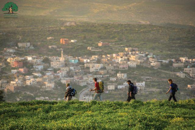 Sur le sentier d'Abraham ©Masar Ibrahim Al Khalil