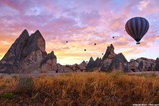 Turquie Sentiers de Cappadoce