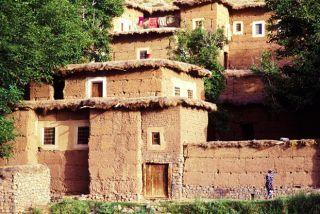 Village des Aït Bougmez - © J.Sierpinski