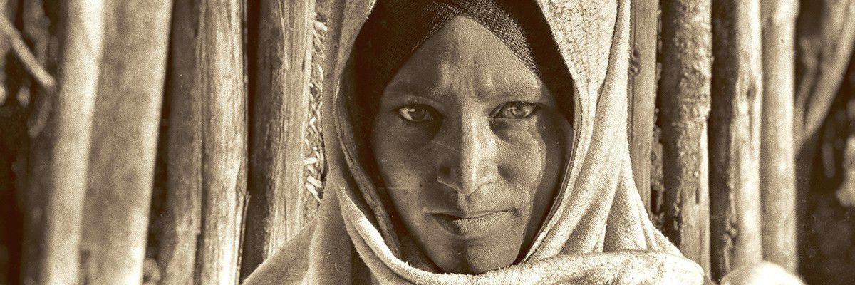 Jeune fille Éthiopienne - Lalibela - Ethiopie © Norbert Sayou