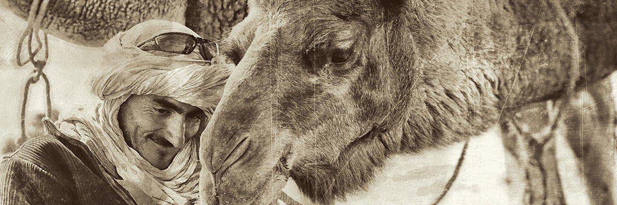 Nomade Berbère - Sud Maroc © Norbert Sayou