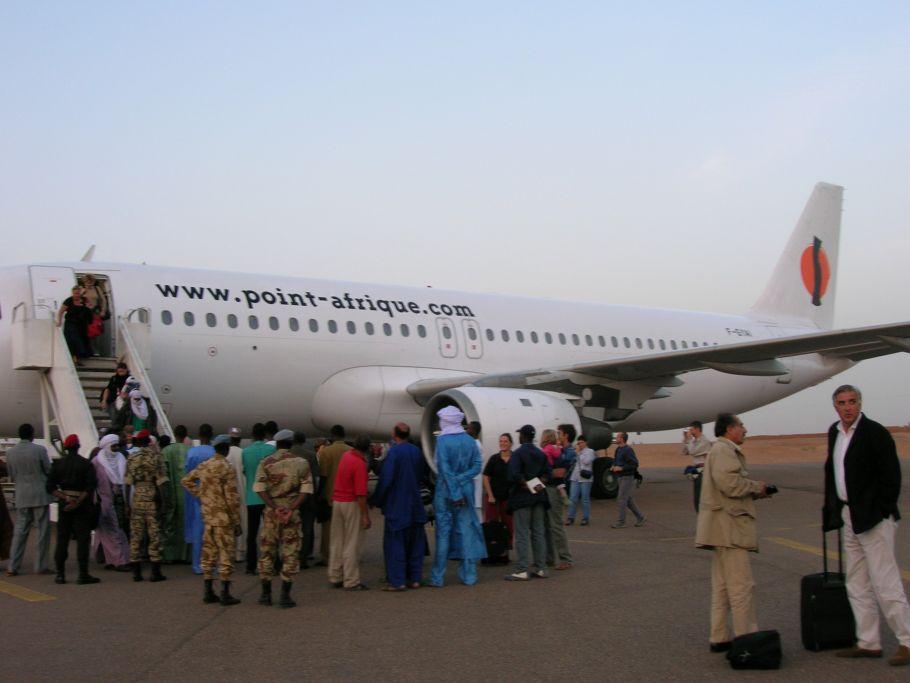 Airbus A321 aux couleurs de Point-Afrique Voyages
