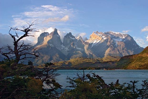 Argentine Chili Des Glaciers De Patagonie Au D 233 Sert D
