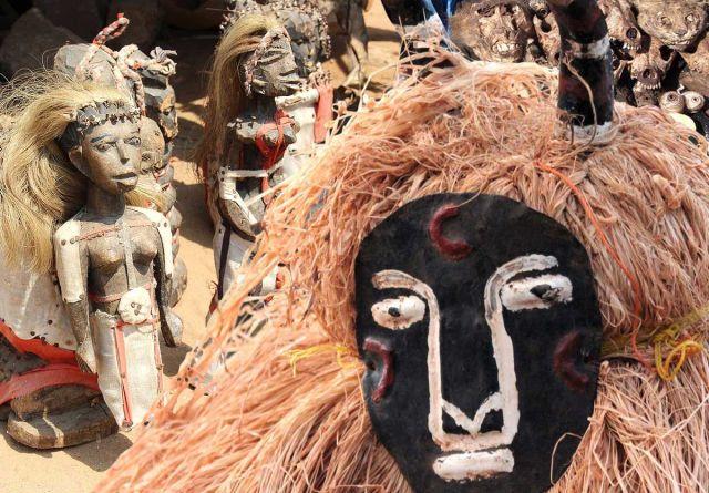 Bénin - la Magie du culte Vodou © DR