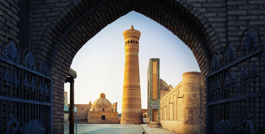 [KEY_MAP] - Ouzbékistan  - Rando et culture, deux facettes Ouzbek