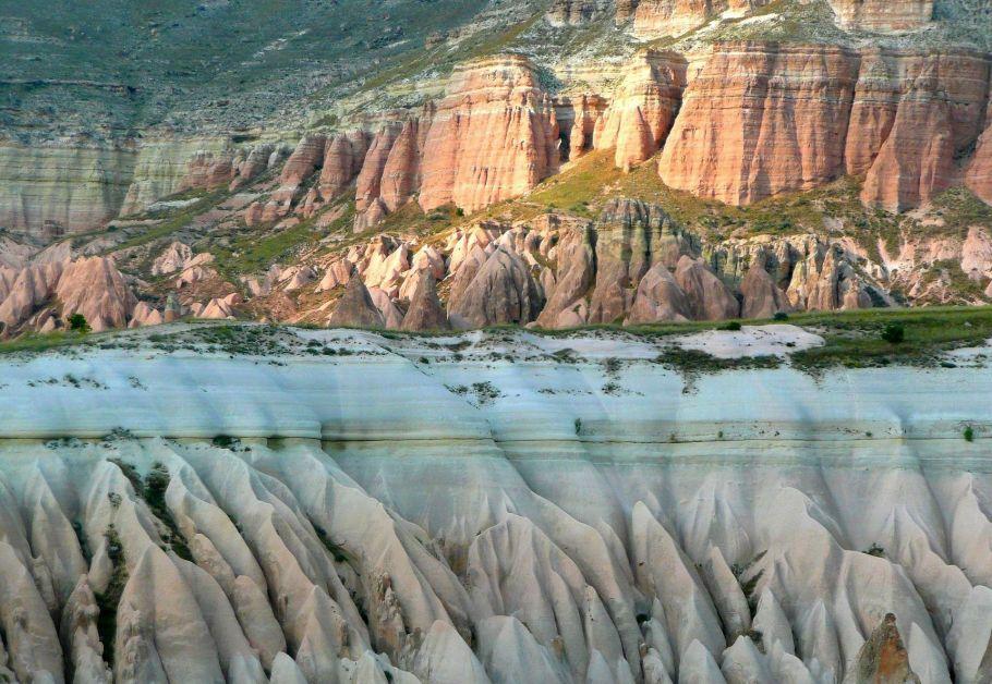[KEY_MAP] - TURQUIE - Cappadoce, randonnée de la Terre à la Lune !