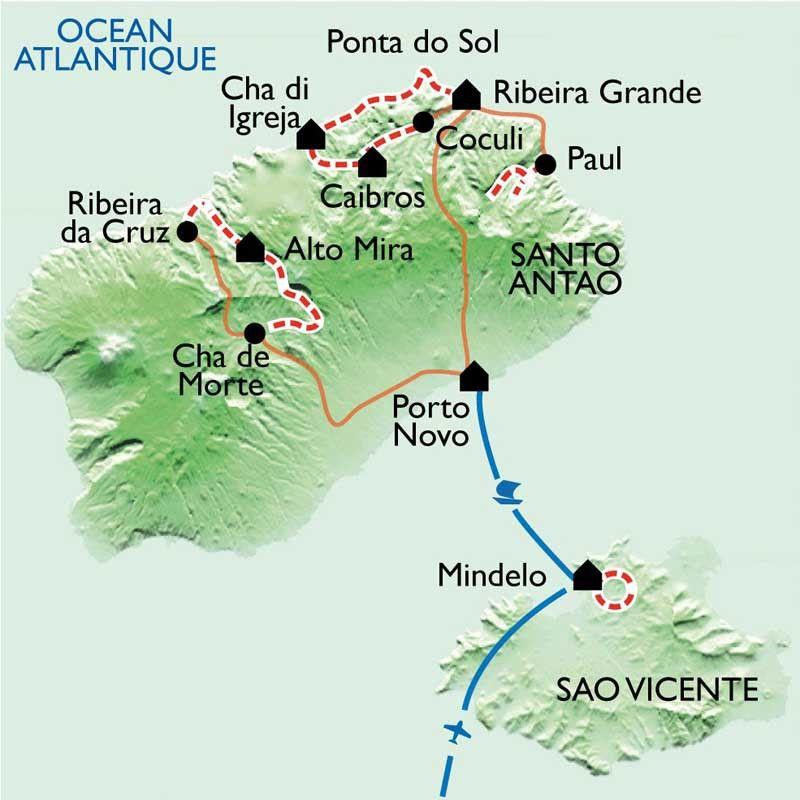 [KEY_MAP] - Cap Vert - Au coeur de Santo Antao