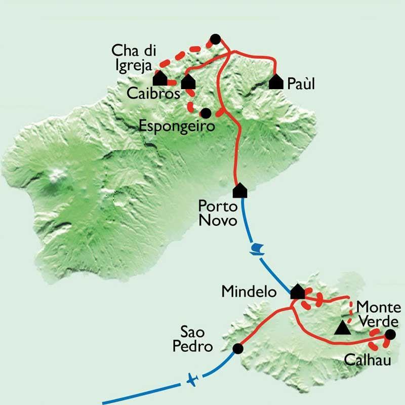 [KEY_MAP] - Cap Vert - Carnaval de Mindelo