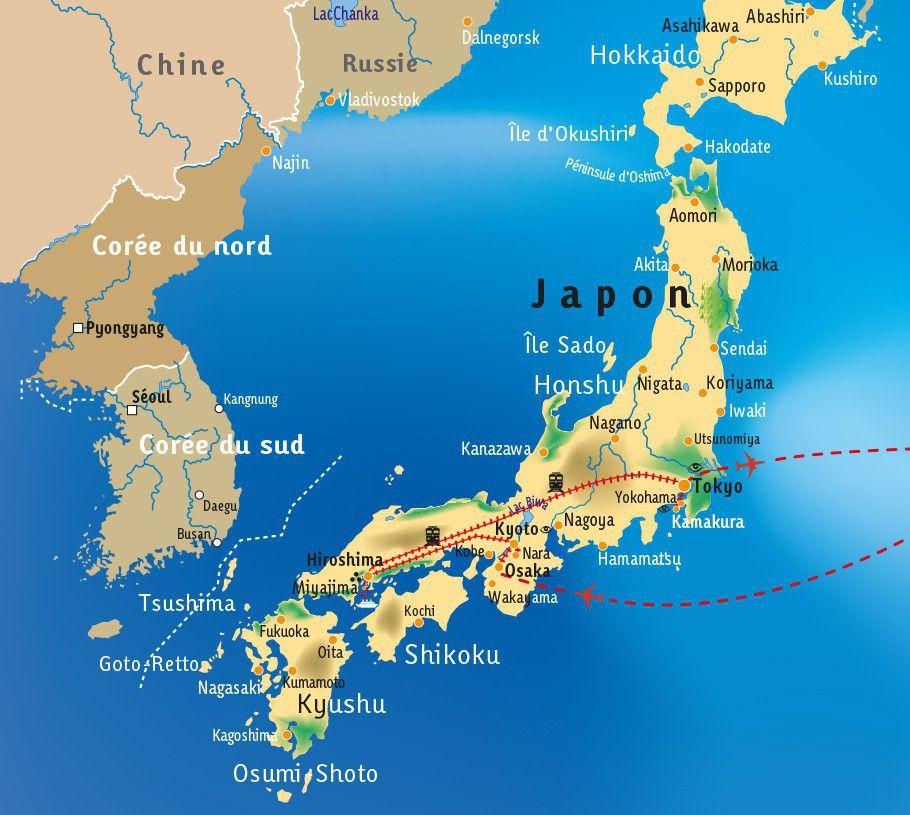[KEY_MAP] - Japon - Mieux comprendre la cuisine nipponne