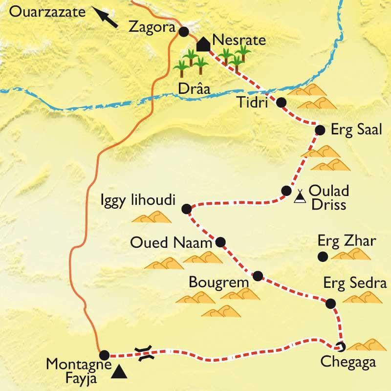[KEY_MAP] - Maroc - Aventure saharienne