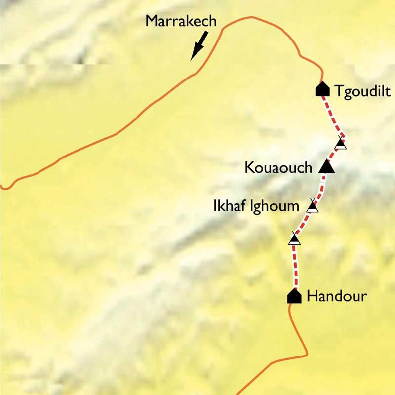 [KEY_MAP] - Maroc - Djebel Sargho