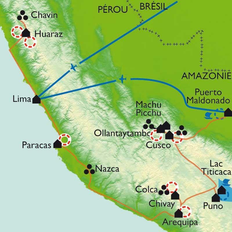 [KEY_MAP] - Pérou - L'intégrale du Pérou