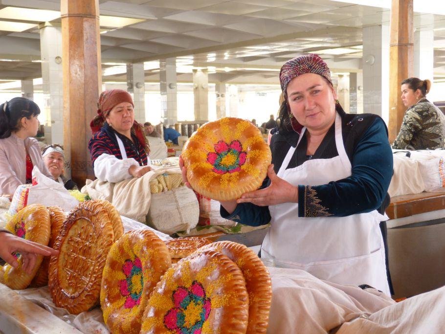 [KEY_MAP] - TADJIKISTAN/OUZBEKISTAN - De Samarkand aux Monts Fanskye